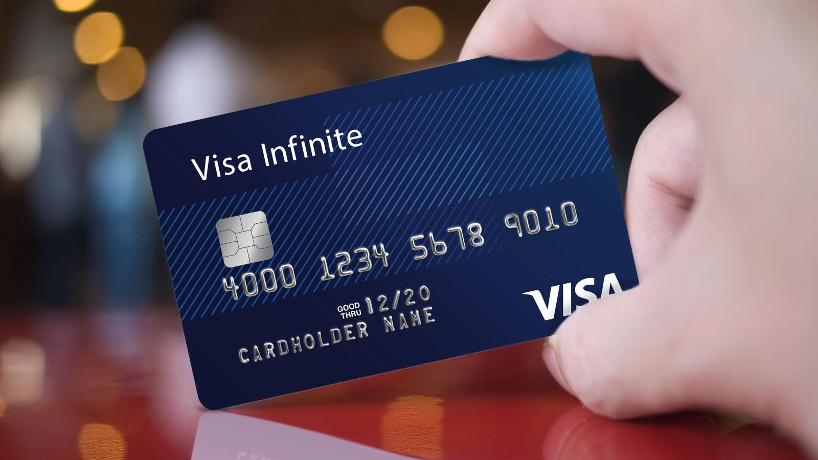 Visa Infiniteカードの特典をお楽しみください